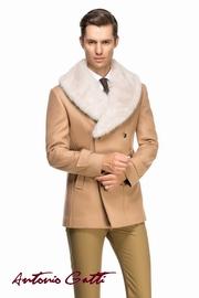 paltoane barbati cu blana