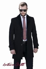 paltoane barbati negre